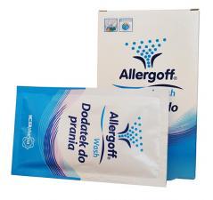 Allergoff добавка для устранения аллергенов при стирке 6x20мл