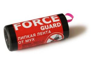 Force guard липкая лента от мух
