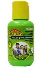 Argus compact лосьон-спрей от насекомых 50мл