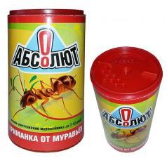 Абсолют приманка для муравьев 50гр