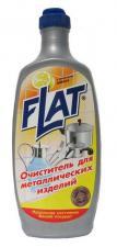 Flat oчиститель для металлических изделий