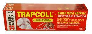 Trapcoll клей от грызунов 135гр