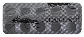 Феромоновые таблетки для тараканов Schab-lock 200.62